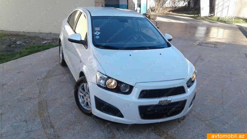 Chevrolet Aveo 1.4(lt) 2013 Подержанный  $7910
