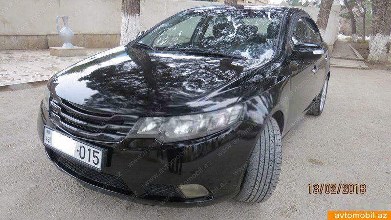 Kia Cerato 1.6(lt) 2009 Подержанный  $8080