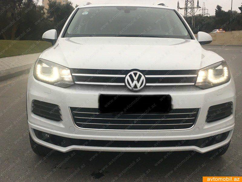 Volkswagen Touareg 3.6(lt) 2013 Подержанный  $32500