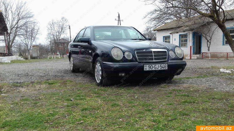 Mercedes-Benz E 230 2.3(lt) 1996 Подержанный  $5900