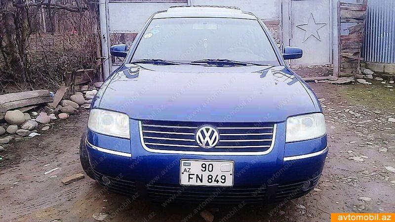 Volkswagen Passat 1.8(lt) 2001 Подержанный  $4430