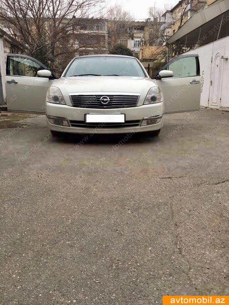 Nissan Teana 2.3(lt) 2006 Подержанный  $6080