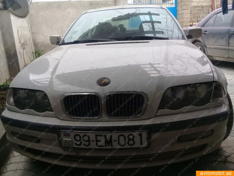 BMW 318 1.9(lt) 1999 Подержанный  $5020