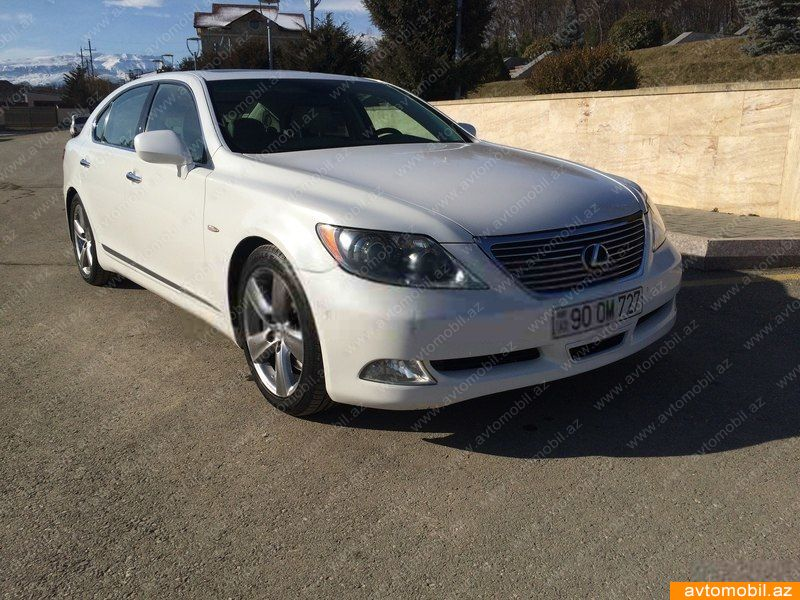 Lexus LS 460 4.6(lt) 2007 Second hand  $16000