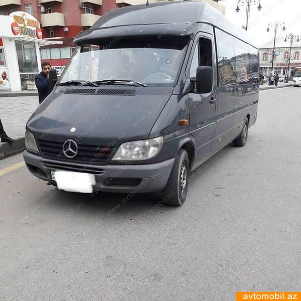 Mercedes-Benz Sprinter 2.7(lt) 2003 Second hand  $16820