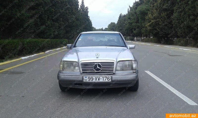 Mercedes-Benz E 230 2.3(lt) 1991 Second hand  $2600
