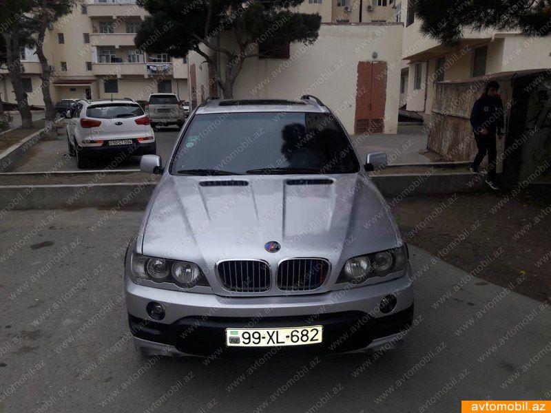 BMW X5 4.4(lt) 2002 Second hand  $8380
