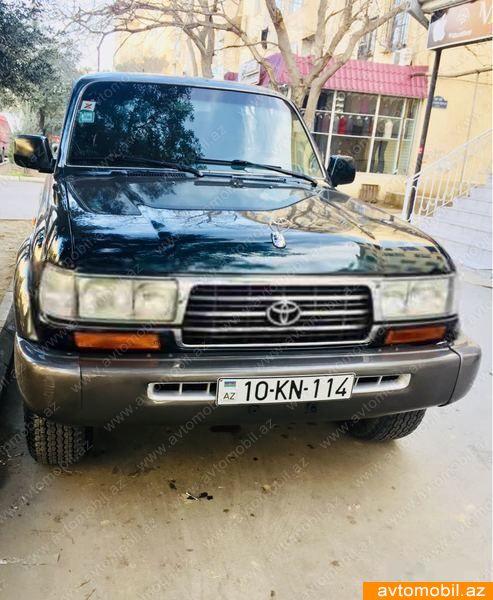Toyota Land Cruiser 4.5(lt) 1997 İkinci əl  $7850