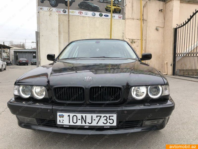 BMW 728 2.8(lt) 1999 Second hand  $6490