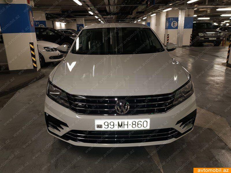 Volkswagen Passat 1.8(lt) 2016 İkinci əl  $19800
