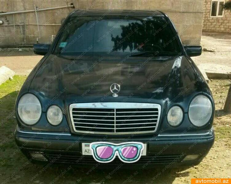 Mercedes-Benz E 230 2.3(lt) 1996 Подержанный  $5000