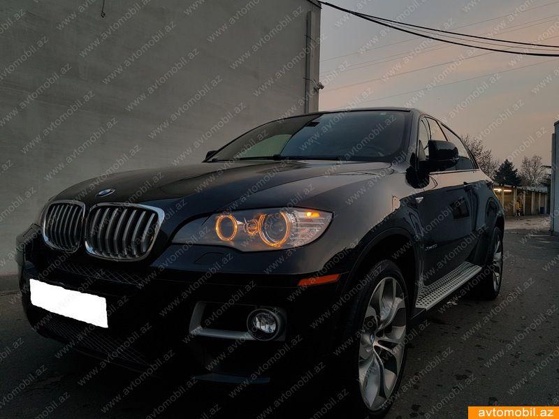BMW X6 4.4(lt) 2014 Подержанный  $32000