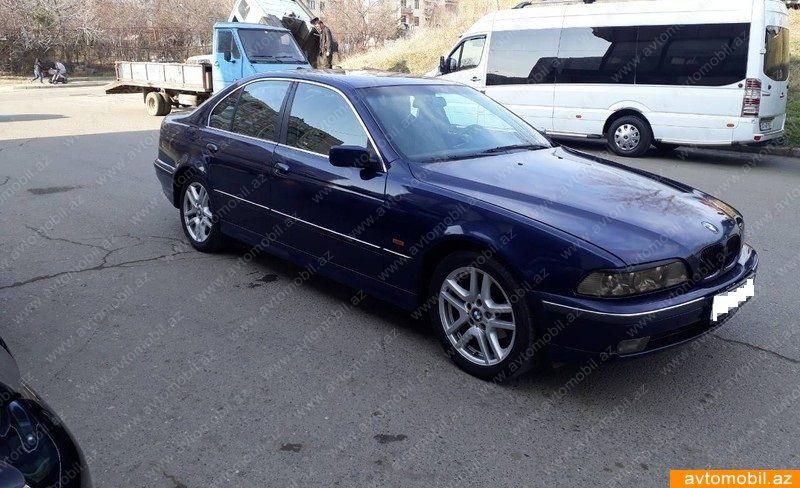 BMW 528 2.8(lt) 1998 Подержанный  $4800