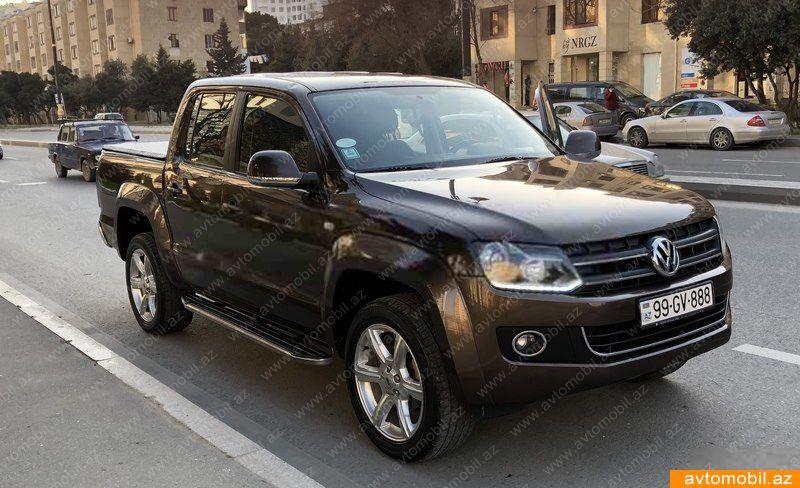 Volkswagen Amarok 2.0(lt) 2011 Подержанный  $19500
