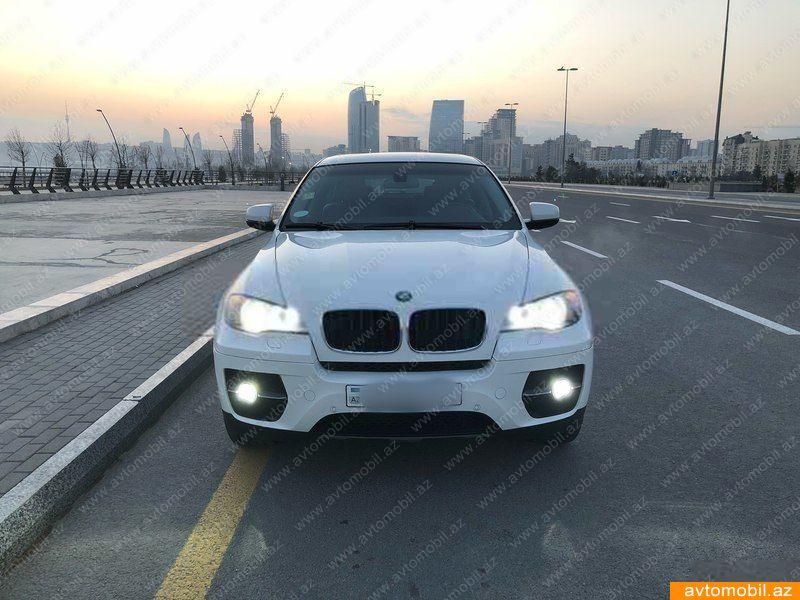 BMW X6 3.0(lt) 2008 Подержанный  $25000