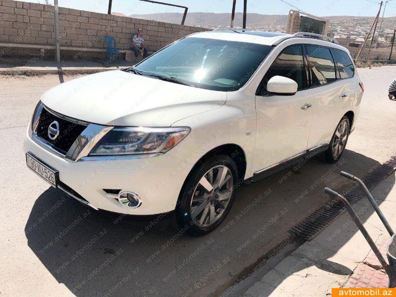 Nissan Pathfinder 3.5(lt) 2013 Подержанный  $23310