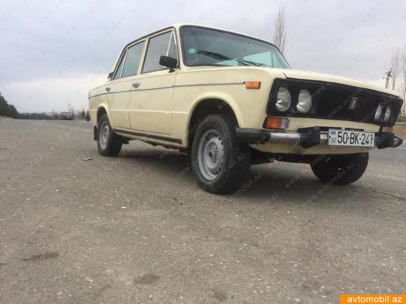 VAZ 2106 1.3(lt) 1984 İkinci əl  $1530