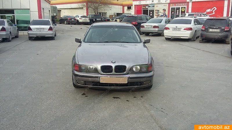 BMW 523 2.5(lt) 1997 Подержанный  $4250