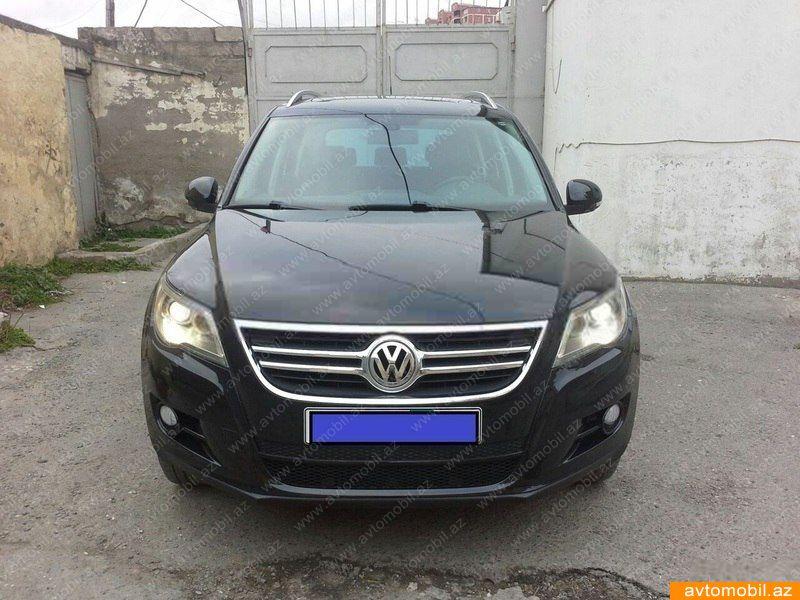 Volkswagen Tiguan 2.0(lt) 2011 Подержанный  $14630