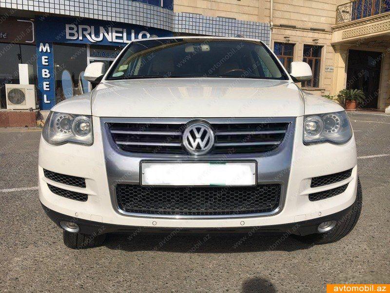 Volkswagen Touareg 3.6(lt) 2008 Подержанный  $12690