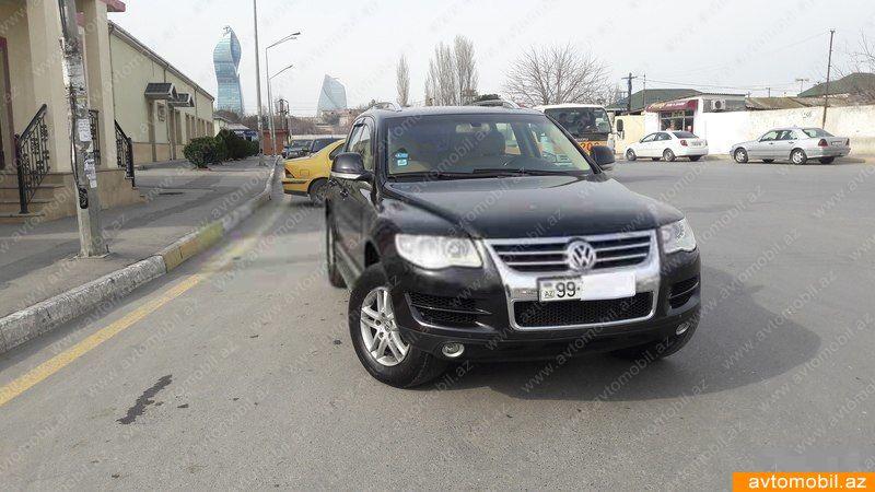 Volkswagen Touareg 3.6(lt) 2007 Подержанный  $10620