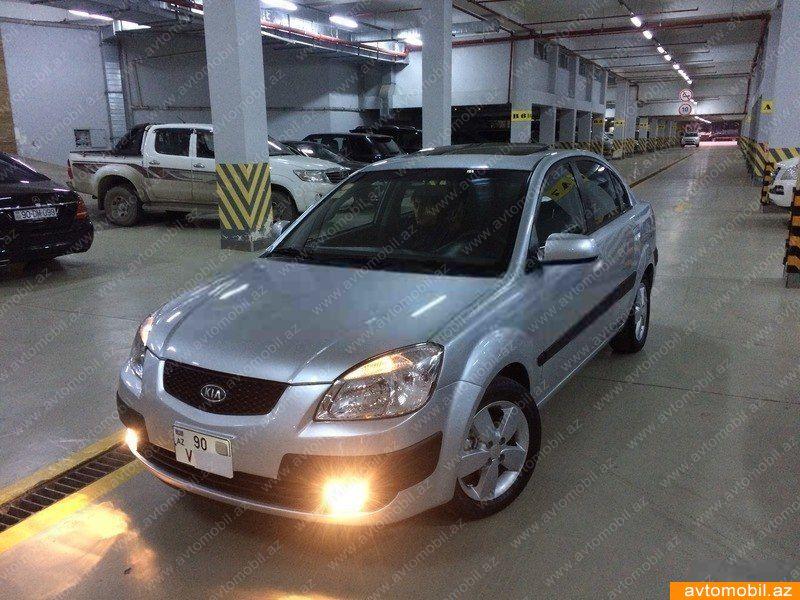 Kia Rio 1.4(lt) 2008 Подержанный  $6610