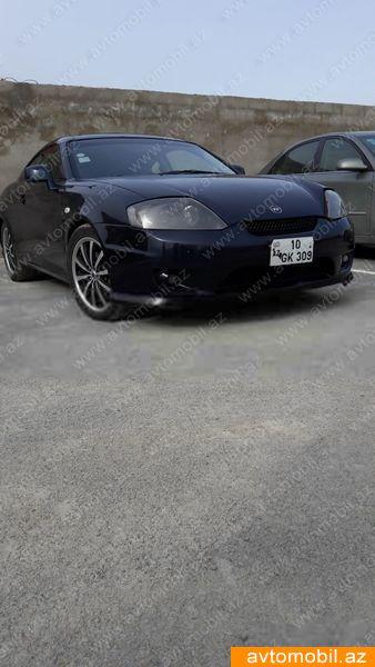 Hyundai Coupe 2.0(lt) 2004 Подержанный  $4960