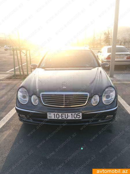 Mercedes-Benz E 280 3.0(lt) 2006 Подержанный  $12100