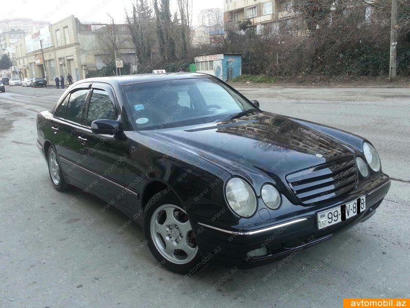 Mercedes-Benz E 220 2.2(lt) 2000 Подержанный  $9320