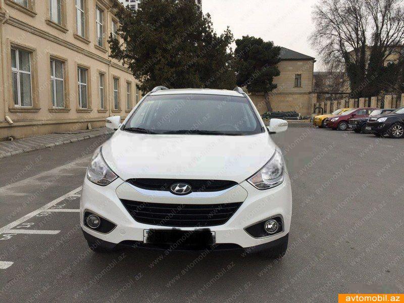 Hyundai ix 35 2.0(lt) 2012 Подержанный  $13280
