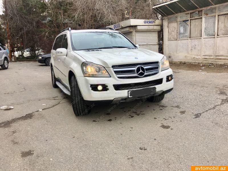 Mercedes-Benz GL 450 4.7(lt) 2007 Подержанный  $17900