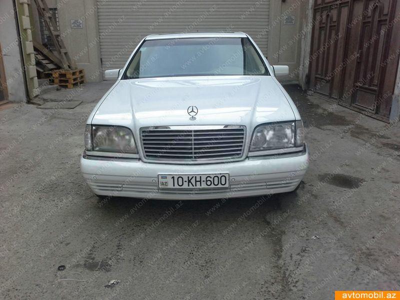 Mercedes-Benz S 320 3.2(lt) 1998 Подержанный  $12300