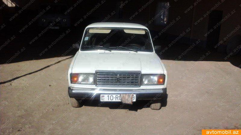 VAZ 2107 1.6(lt) 2006 Подержанный  $2480