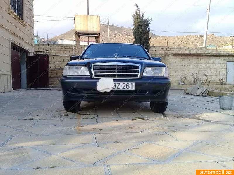 Mercedes-Benz C 180 1.8(lt) 1997 Подержанный  $5490