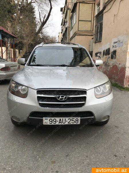 Hyundai Santa FE 2.2(lt) 2006 Подержанный  $12390