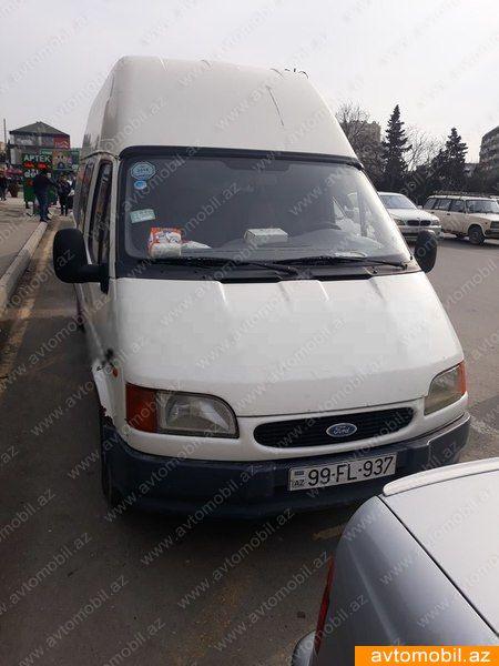 Ford Transit 2.5(lt) 1997 Подержанный  $6790
