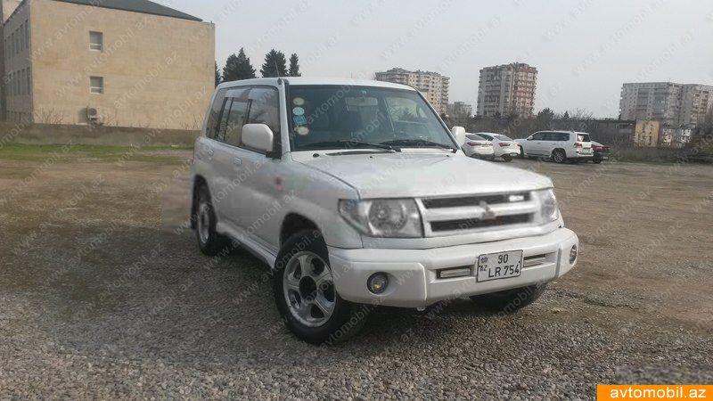 Mitsubishi Pajero iO 1.8(lt) 2000 Подержанный  $3220