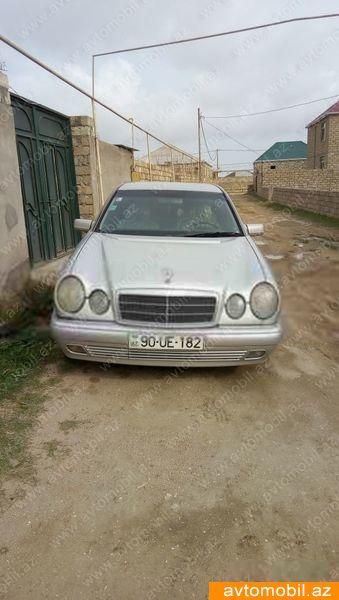 Mercedes-Benz E 220 2.2(lt) 1999 Подержанный  $7080