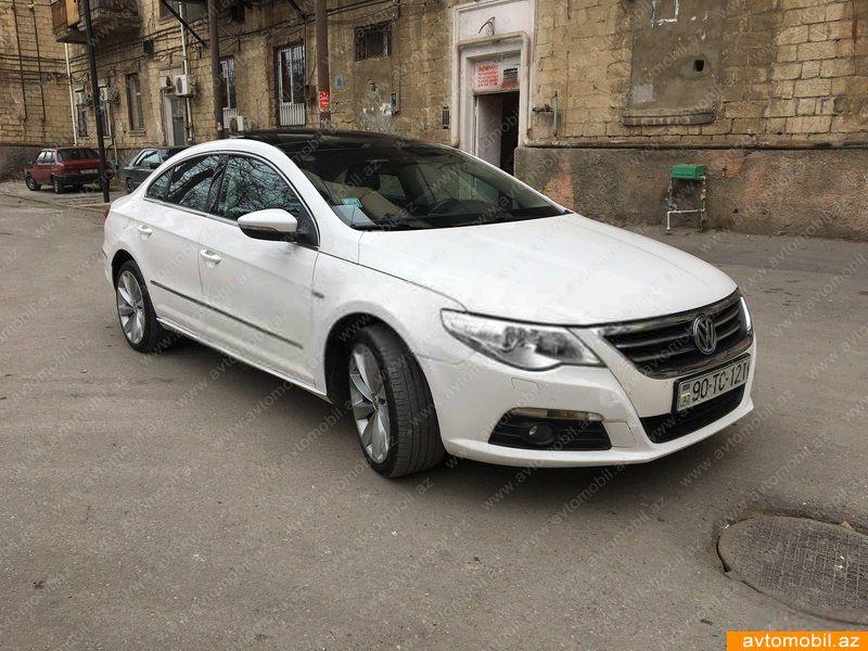 Volkswagen Passat CC 2.0(lt) 2009 Подержанный  $8440