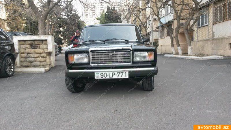 VAZ 2107 1.6(lt) 2011 Подержанный  $3720