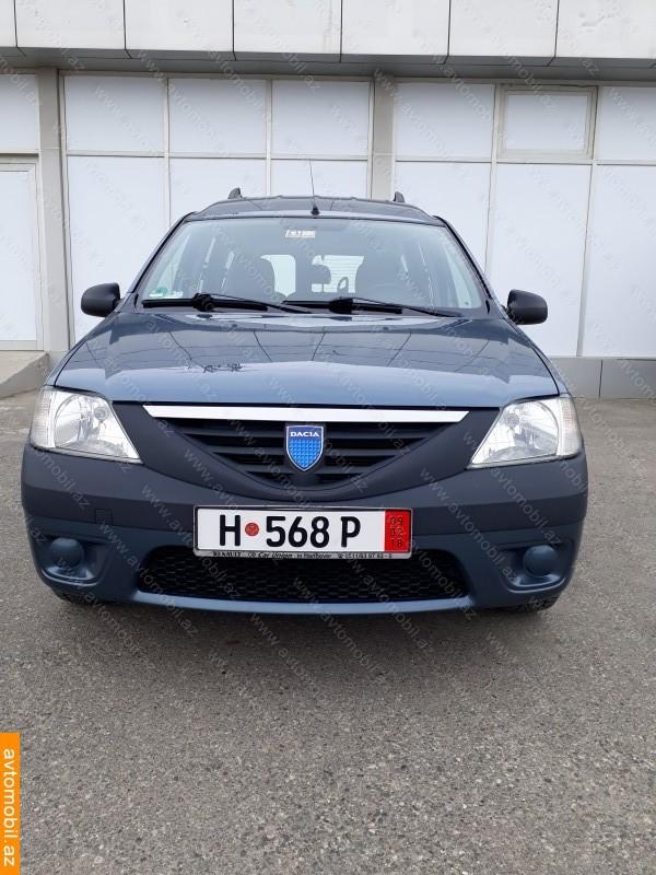 Dacia Logan 1.4(lt) 2007 Подержанный  $13200