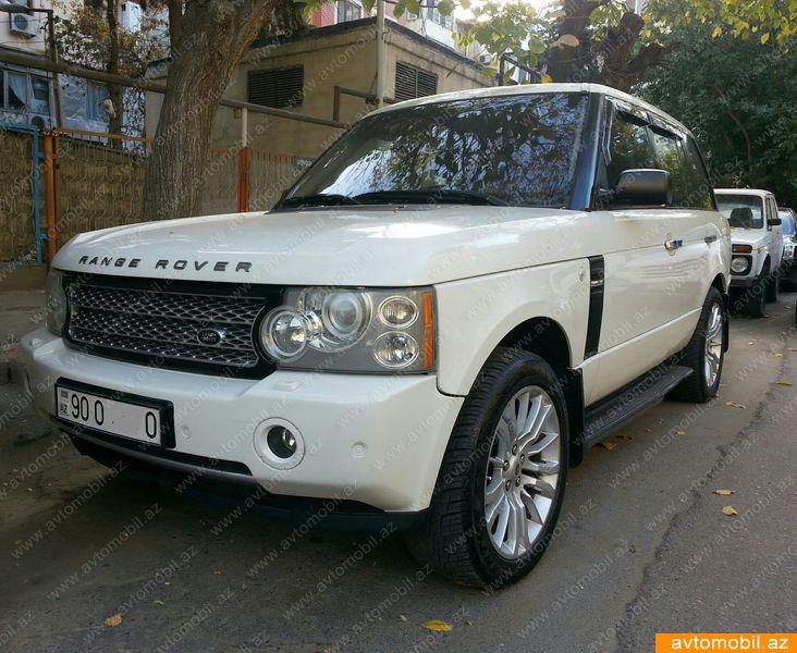Land Rover Range Rover 4.4(lt) 2002 Подержанный  $12500