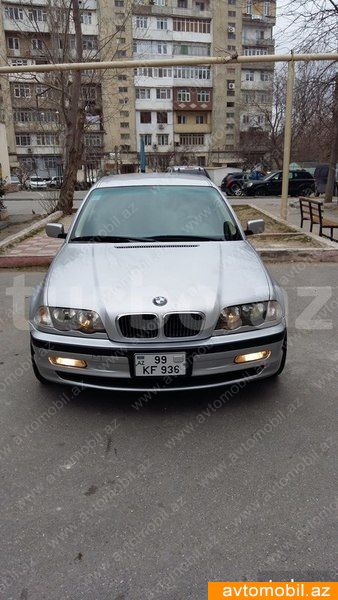 BMW 323 2.5(lt) 1999 Second hand  $12300