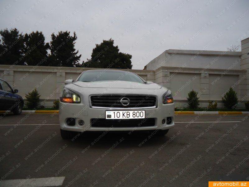 Nissan Maxima 3.5(lt) 2012 İkinci əl  $18500