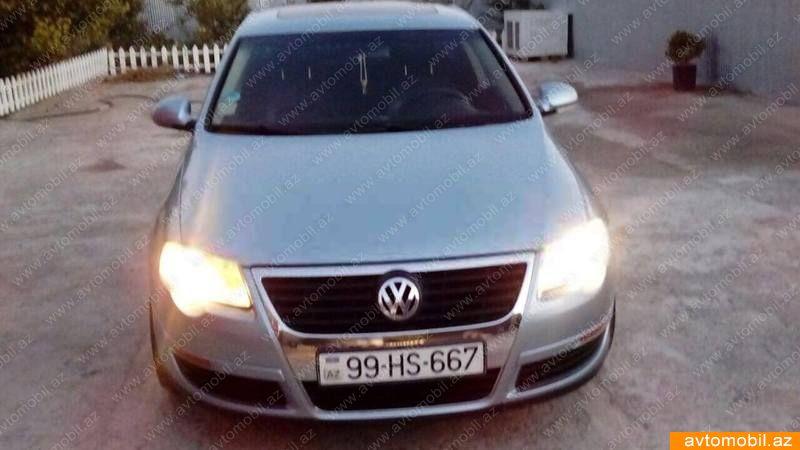 Volkswagen Passat 2.0(lt) 2005 Подержанный  $6490
