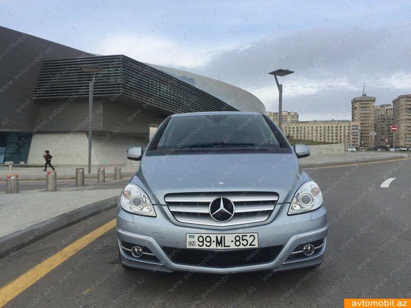 Mercedes-Benz B 200 2.0(lt) 2008 İkinci əl  $10000