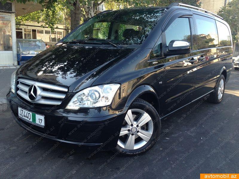 Mercedes-Benz Viano 3.0(lt) 2011 Подержанный  $35500