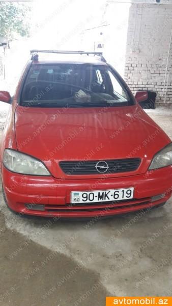Opel Astra 2.5(lt) 1998 İkinci əl  $6500