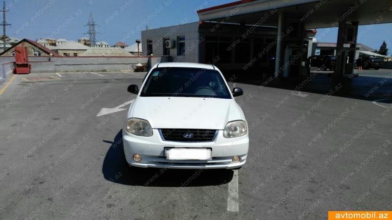 Hyundai Accent 1.5(lt) 2005 İkinci əl  $4600