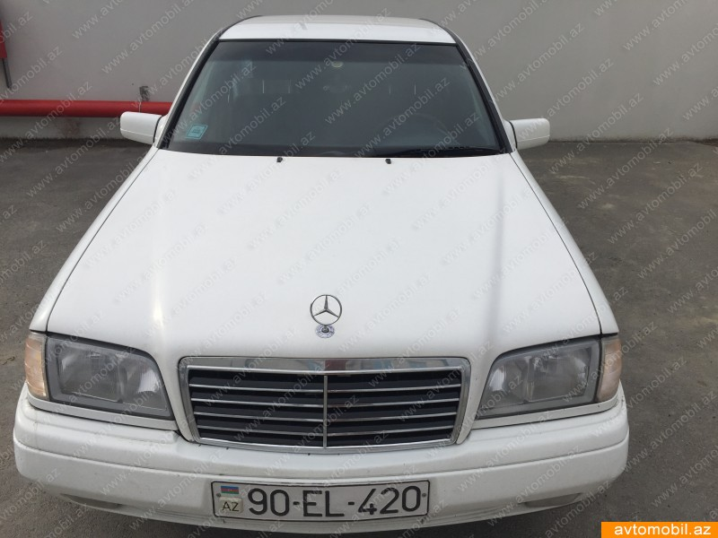 Mercedes-Benz C 180 1.8(lt) 1996 İkinci əl  $7000